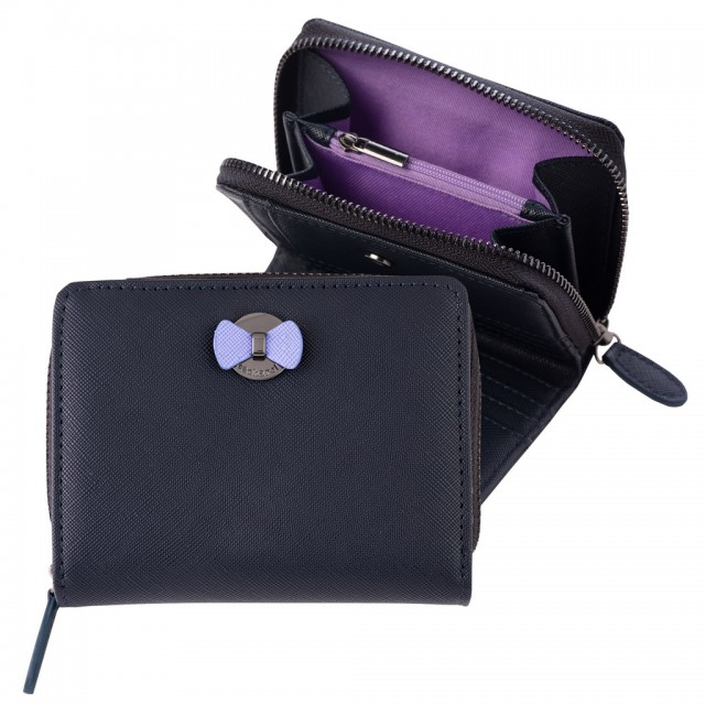 Money wallet Hortense Navy