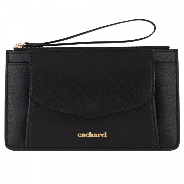 Pochette Timeless Black