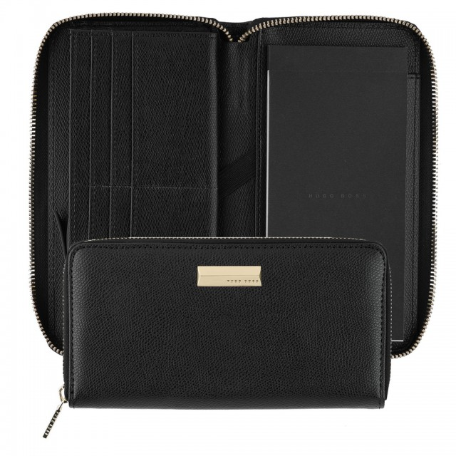 Notebook with cover Vivid Black