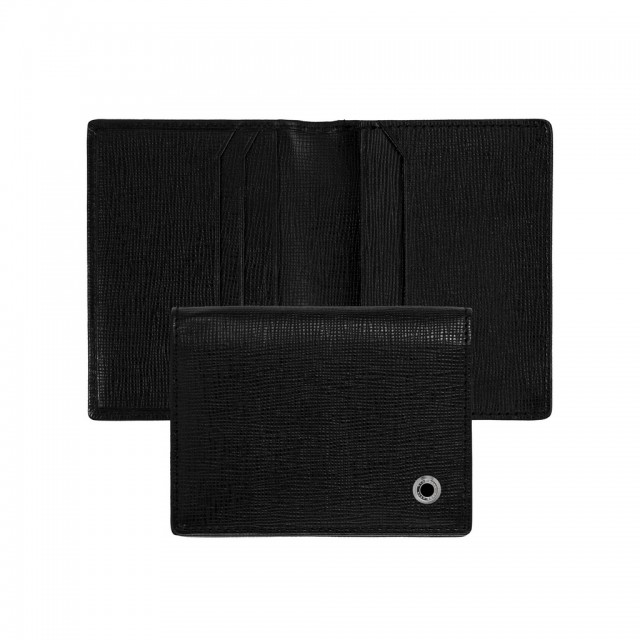 Porta card Tradition Black