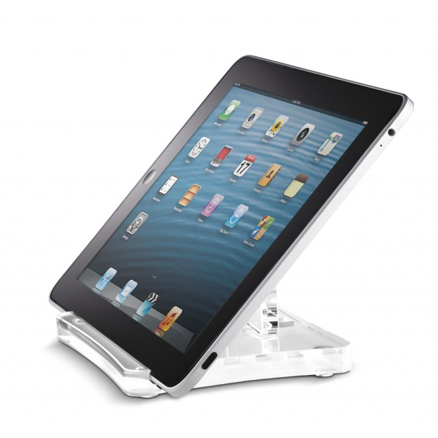 Supporto tablet in metacrilato