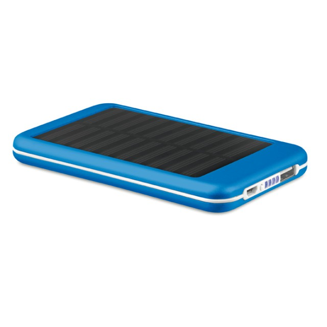 Power bank solare da 4000 mAh