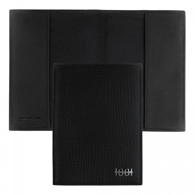 Passport cover Irving Black