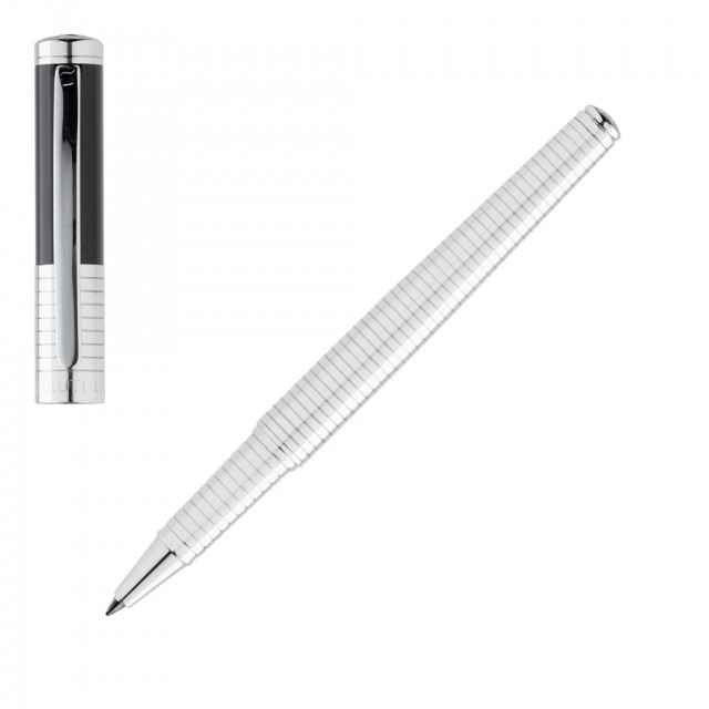 Penna Rollerball Crosswall Chrome