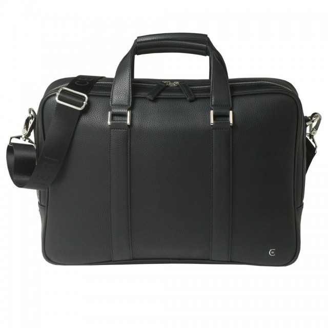 Borsa Documento Hamilton Black