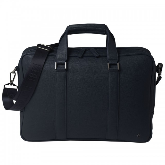 Borsa Documento Hamilton Dark Blue