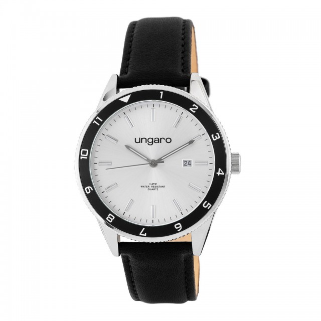 Date watch Leone Black