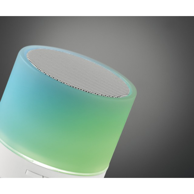 Speaker Bluetooth con LED