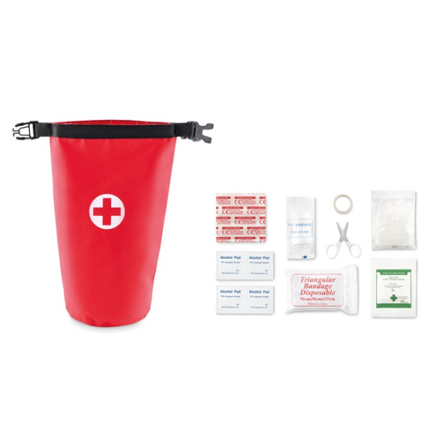 Kit primo soccorso waterproof