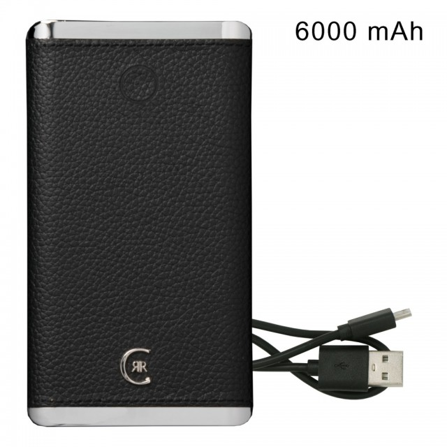 Power bank Hamilton Black