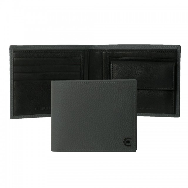 Money wallet Hamilton Grey