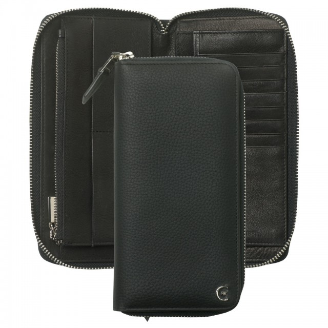 Travel wallet Hamilton Black