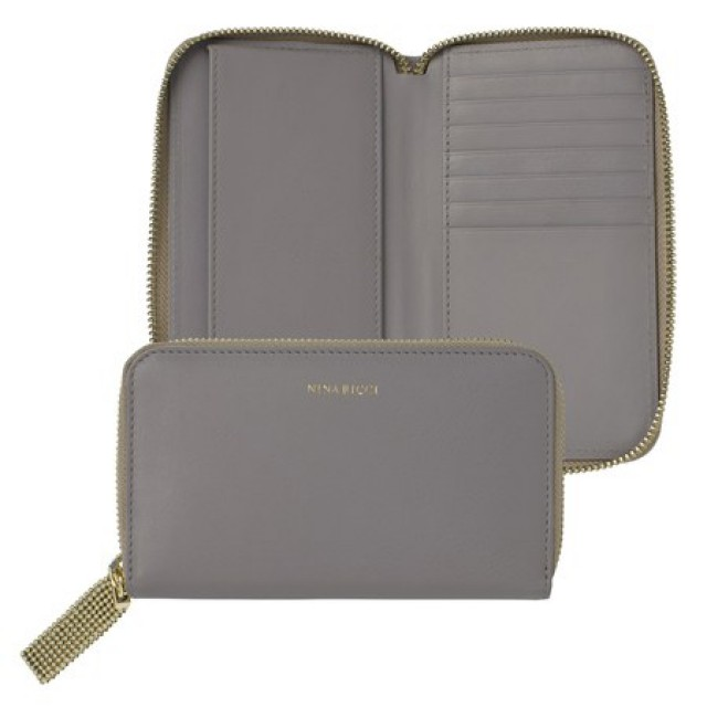 iPhone pouch Perle Glycine