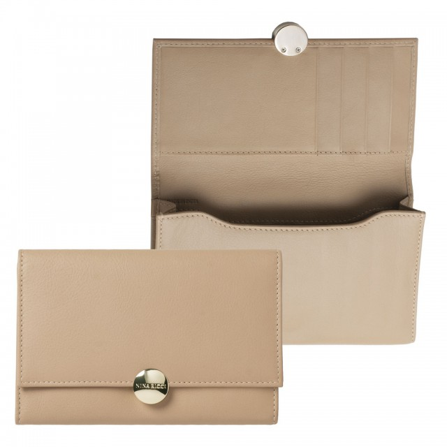 iPhone pouch M�daillon Taupe
