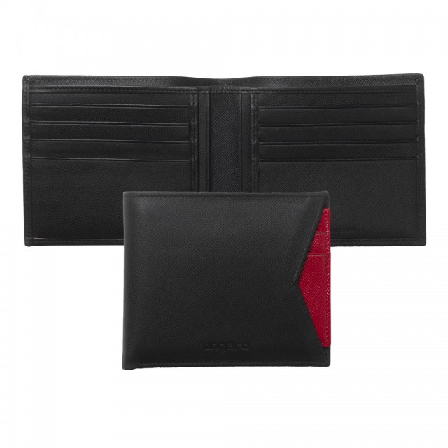 Card wallet Cosmo Red