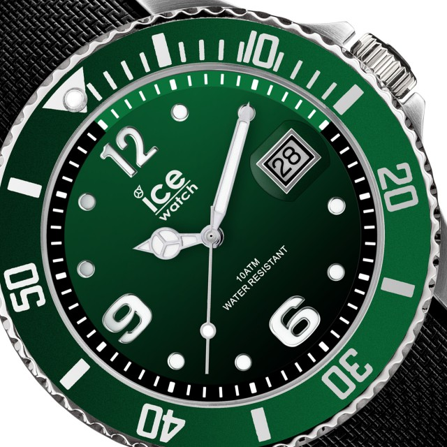ICE steel-Green-Medium