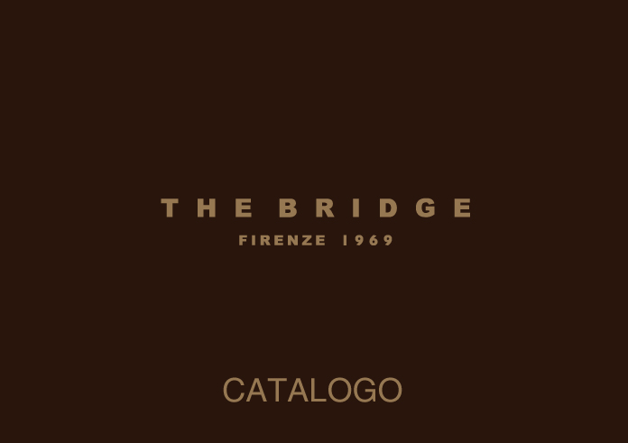 THE BRIDGE CATALOGO 2018